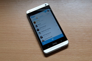 Android 4.0: Skype for Android goes mobile first