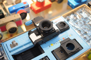 build your own 35mm camera lomo konstruktor pictures and hands on image 14