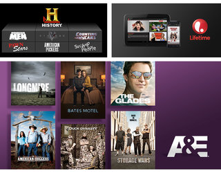 A&E launches A&E, History Channel and Lifetime for Android streaming apps, no subscription needed
