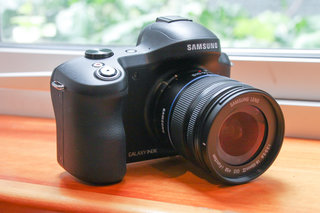 Hands-on: Samsung Galaxy NX review