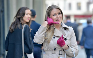 O2 launching Talk to the Hand phone gloves made from old mobiles