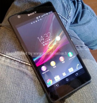Sony Xperia ZU screens leak, show Snapdragon 800 processor and 6.4-inch screen