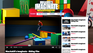 Website of the day: MacAskill's Imaginate