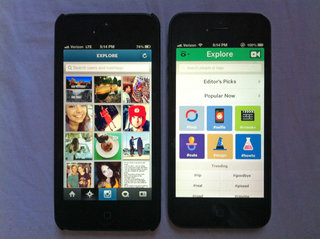 Instagram video vs Vine: What's the difference?