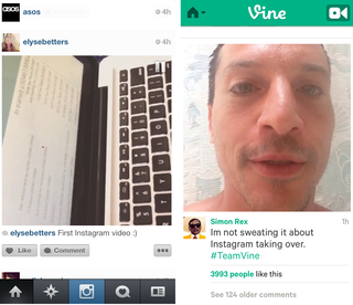 instagram video vs vine what s the difference image 3