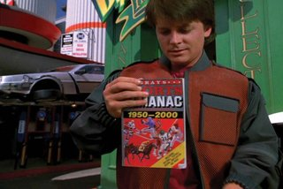 go back to the future with a grays sports almanac ipad case image 2