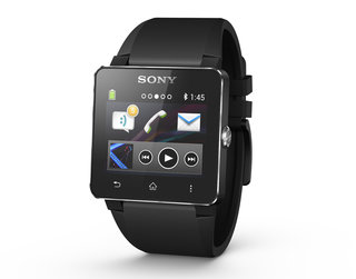 Sony launches the SmartWatch 2, offering NFC, waterproofing and Android feel