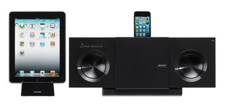 Sharp DK-KP85PH all-in-one Hi-Fi system announced