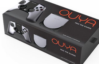 Ouya launches at retailers and sells out quickly, while backers still wait