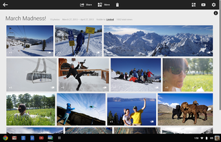 New Google+ photo app for Chromebook Pixel  brings easier back-ups, sharing