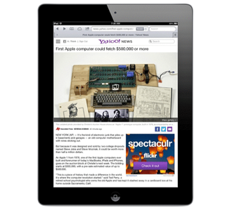 Yahoo News touts new design, customisable stream and speed improvements