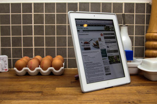Speck HandyShell for iPad hands-on: The perfect iPad cover for cooking?