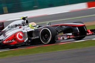 EE demands Vodafone McLaren F1 team be 'garaged' at Silverstone