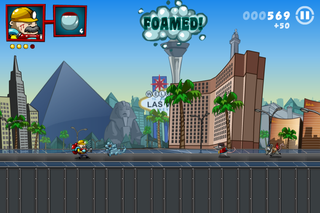 app of the day sewer wars review iphone  image 2