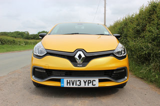 renaultsport clio 200 turbo edc pictures and first drive image 7