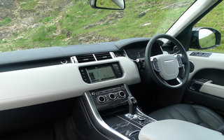 range rover sport 2013 pictures and first drive image 11
