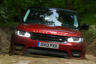 range rover sport 2013 pictures and first drive image 3