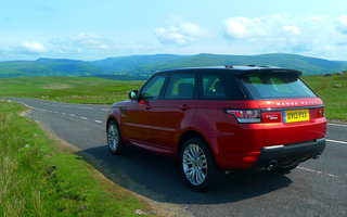 range rover sport 2013 pictures and first drive image 6