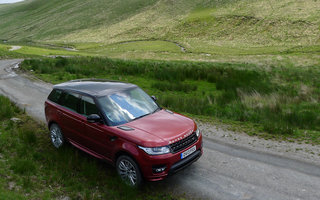 range rover sport 2013 pictures and first drive image 8