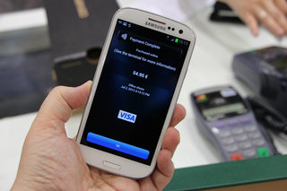 Visa predicts half of all transactions will be made using mobile phones by end of the decade
