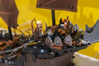 lego lord of the rings battle at the black gate and other 2013 lotr sets pictures and hands on image 5