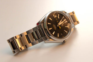 omega seamaster aqua terra anti magnetic watch stops time for no one image 8