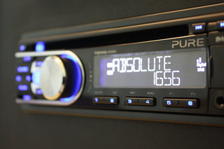 Pure enters car stereo market with Highway H240Di and Highway H260DBi, exclusive to Halfords