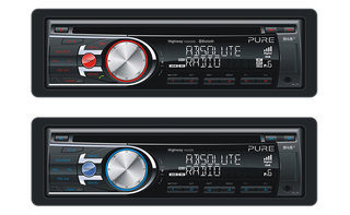 pure enters car stereo market with highway h240di and highway h260dbi exclusive to halfords image 2