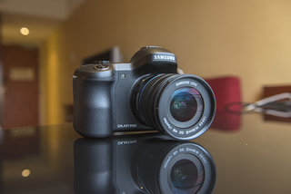 Hands-on: Samsung Galaxy NX real-world camera test