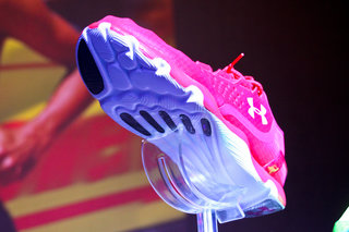 Under Armour Speedform pictures and eyes-on: The running shoe designed like a bra