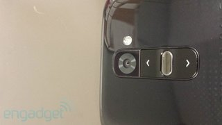 lg optimus g2 leak reveals its full design confirms volume rocker on back image 2