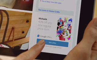Google Offers now appear through search and site ads, Google Maps for Android app