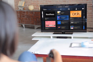 Opera TV Snap helps you turn your Dailymotion video channel into a Smart TV app in a minute