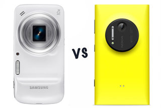 Nokia Lumia 1020 vs Samsung Galaxy S4 Zoom: What's the difference?