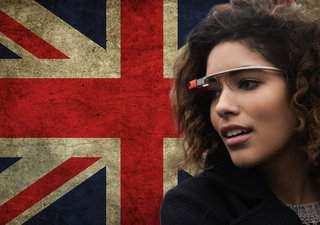 Google Glass: A very British perspective