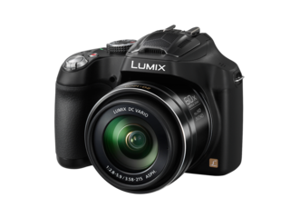 Panasonic Lumix FZ72: Superzoom delivers huge 60x optical zoom, 20-1200mm equivalent
