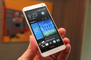 HTC One mini hands-on: Same great quality, smaller package
