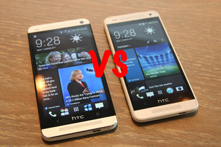 HTC One mini vs HTC One: What's the difference?