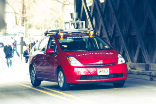 UK to test driverless cars on roads by end of the year
