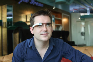 Google Glass comes to London, we go shopping for ice cream