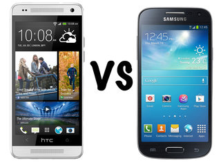 HTC One mini vs Samsung Galaxy S4 Mini: What's the difference?