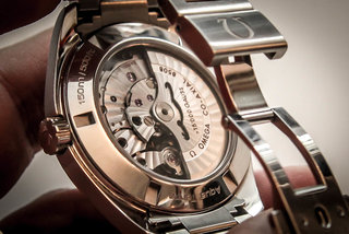 Omega president talks smartwatches, Liquidmetal, and the future