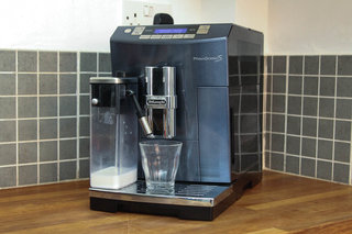 De'Longhi Prima Donna S coffee machine review