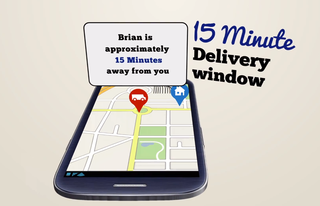 Amazon UK will let you track Prime parcels on map -  within 15 minutes of delivery