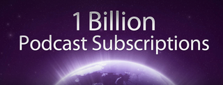 apple eight years later itunes podcast subscriptions reach 1 billion image 2