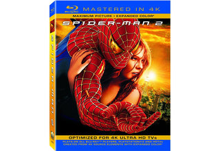 Sony expands 'Mastered in 4K' Blu-ray collection with 5 new titles, including Spider-Man 2