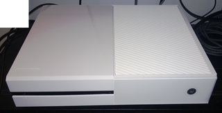 White Xbox One pictured, only devkit... for now