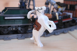 lego back to the future lone ranger constitution train chase bttf iii gold image 34