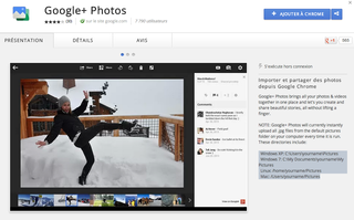 Google+ Photos app looks beyond Chromebooks - could also land for Mac and Windows?