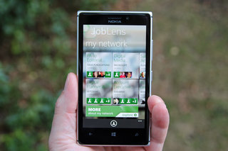 Nokia JobLens hits the UK, integrates Facebook and LinkedIn to help find you a new job